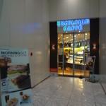エクセルシオール カフェ - ビルの中の入口 (2012/11)