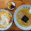 六太郎食堂 - 料理写真:カツ丼セット