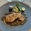 オールデイダイニング オアシスガーデン - 料理写真:メイン 霧島豚のロースト ソースシャルキュトリー