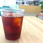 My Home Coffee, Bakes, Beer - ■ブレンドアイスコーヒー