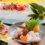 日本料理 瀬戸内 - 秋と九州の味覚会席