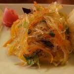 タイ料理 スワンナプームタイ - 春雨サラダ