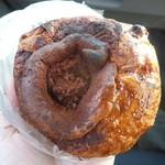 天然酵母パン&SWEET リスブル - 山栗のデニッシュ