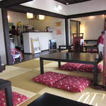そば処 みのり - 古民家を再生した綺麗な店内