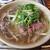 アンゴン - 牛しゃぶ肉のフォー