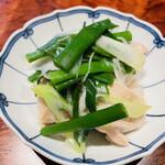 とり田 - 水炊き