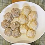 シウマイのタチバナ - 大粒熟成シウマイと海老シウマイ