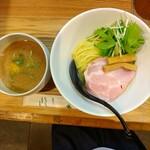 麺屋33 - つけ麺33(塩)850円