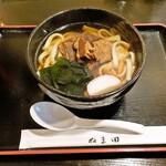 川尻蔵前うどん ぬま田 - 料理写真: