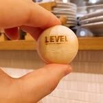 LEVEL - ⚫フォアグラ最中