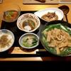 きつね庵 - 料理写真:夜のお食事セット