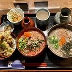一福 - 料理写真:姫御膳+割子