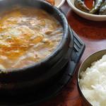 ヤンピョン ヘジャンク - 味噌チゲ