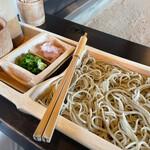 竹ばやし - 料理写真:もりそば【中】