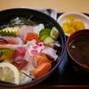 一富士 - 料理写真:海鮮丼