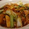 中華厨房あんにん - 料理写真:五目あんかけ焼きそば