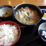 15676043 - なんこ汁定食
