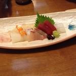 新和食吉田 - 料理写真:刺身盛り