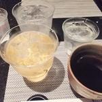 酒肴 BAR 花ござ -