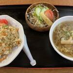 若竹中華飯店 - 料理写真: