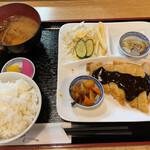 156765780 - 味噌カツ定食