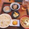 mass かまどのある家 酒をよぶ食卓 - 料理写真:玄米定食