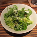 阿佐ヶ谷のイタリア料理ガッターロ - サラダ