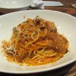 阿佐ヶ谷のイタリア料理ガッターロ - ボロネーゼ