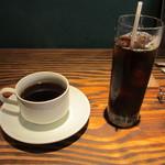 阿佐ヶ谷のイタリア料理ガッターロ - コーヒー、アイスコーヒー