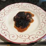 馨 - フランス産フォアグラ、有明海の海苔ソース
