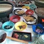 昇仙峡ほうとう会館 - ほうとう鍋コース