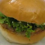 ゴッドバーガー - チキンバーガー(レギュラーサイズ)