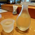 亀喜寿司 - 浦霞の本醸造