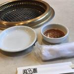 焼肉 丸惠 - 料理写真:はじめよーか