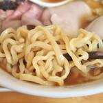 味噌ぶりNoodleみやみや - 麺