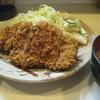 かつ亭 - 料理写真:ロースかつ定食