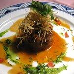 1568290 - 「ちょっぴり西洋会席(3150円)」の肉料理