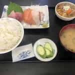 長谷川食堂 - 長谷川定食A