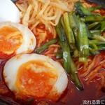 来来亭 - 旨辛麺(4辛)
