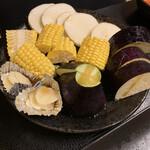 京松蘭 - お野菜