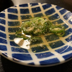 京松蘭 - 青唐辛子土佐酢