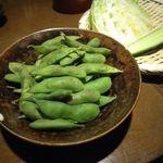 15681399 - 黒枝豆