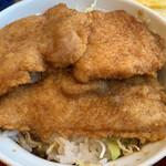 和風レストラン 松竹 - かつ丼