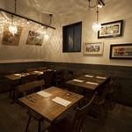 パイス バスコ - 当店の3Fテーブル席で2Fより貸切の条件がゆるいので平日8名様以上のお客様是非相談!!