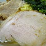 麺家 一なり - 特製肉ラーメン・麺固め(850円)