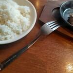 ステーキ&ハンバーグ専門店 肉の村山 -