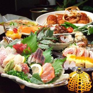 全国から直送☆季節の食材をご堪能下さい。