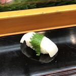 呉竹鮨 - 料理写真:イカ