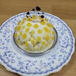 ラ・スプランドゥール - マンダリン。見た目に反して味はど直球にわかりやすい。