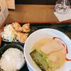 博多豚骨ラーメンまるせん - 料理写真:Bセット750円
